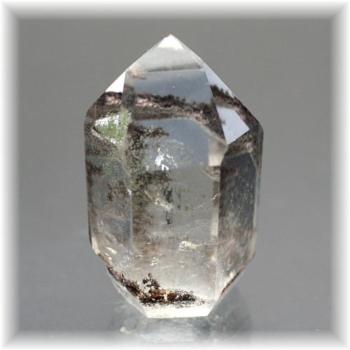 ブラジル産ガーデン水晶ポイント(GERDENQUARTZ-PP113)