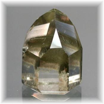 ブラジル産ガーデン水晶ポイント(GERDENQUARTZ-PP114)