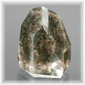 ブラジル産ガーデン水晶ポイント(GERDENQUARTZ-PP118)