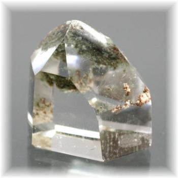 ブラジル産ガーデン水晶ポイント(GERDENQUARTZ-PP119)