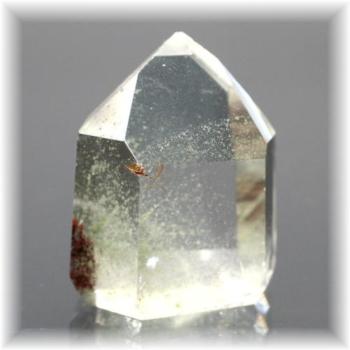 ブラジル産ガーデン水晶ポイント(GERDENQUARTZ-PP120)