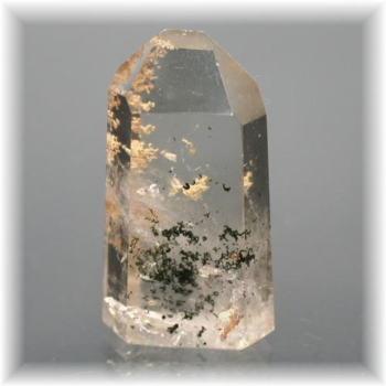 ブラジル産ガーデン水晶ポイント(GERDENQUARTZ-PP121)