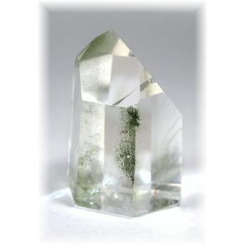 ブラジル産ガーデン水晶ポイント(GERDENQUARTZ-PP35)