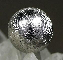 ギベオン隕石約10ミリ玉 粒販売(GIBEON-TUBU-1008IS)