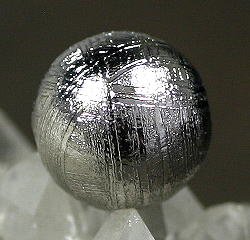 ギベオン隕石約10ミリ玉 粒販売(GIBEON-TUBU-1010IS)