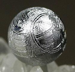 ギベオン隕石約12.3ミリ玉 粒販売(GIBEON-TUBU-1216IS)