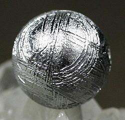 ギベオン隕石約12.3ミリ玉 粒販売(GIBEON-TUBU-1217IS)