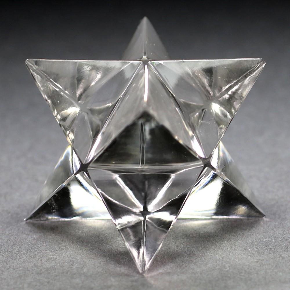 [ガネッシュヒマール産]ヒマラヤ水晶マルカバスター(高さ約34.6mm)