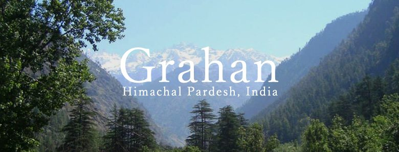インド・ヒマーチャルプラデーシュ州グラハンで採れるヒマラヤ水晶クラスターのサムネイル画像