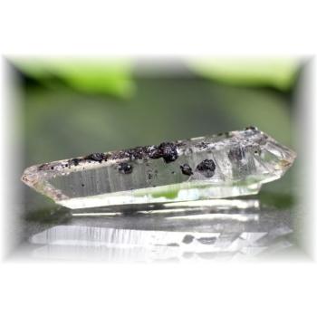 ヘマタイト&水晶<br>ナチュラルポイント一覧