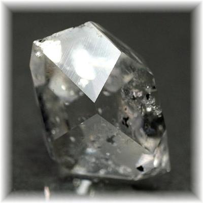 ニューヨーク・ハーキマー地区産ハーキマーダイヤモンド(HERKIMERDIAMOND-206IS)