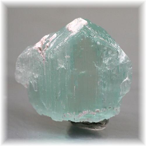 アフガニスタン産ヒデナイト結晶石(HIDDENITE-RAF105)