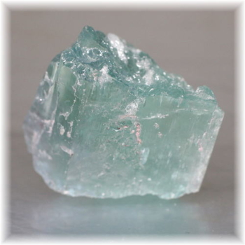 アフガニスタン産ヒデナイト結晶石(HIDDENITE-RAF106)