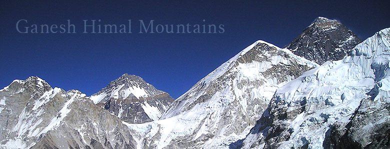 ヒマラヤ山脈のイメージ画像