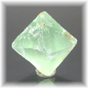 イリノイ州産 フローライト8面結晶体
