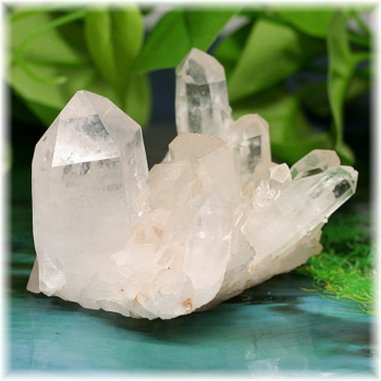 カンチェンジュンガ産ヒマラヤ水晶クラスター [KJCL-209](kanchenjunga-Cluster209)