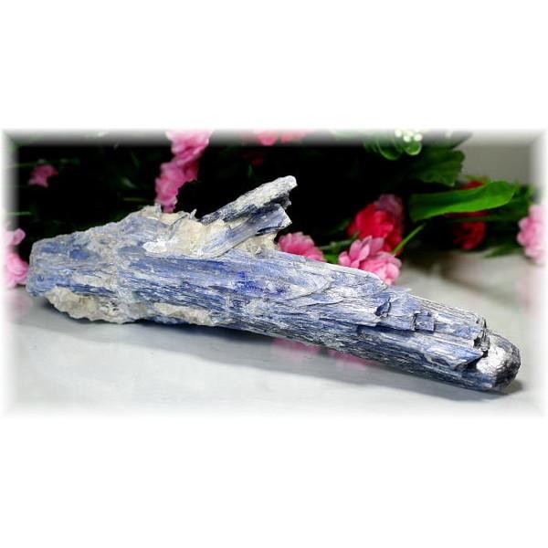 ブラジル産カイヤナイト原石(KYANITE-K104)