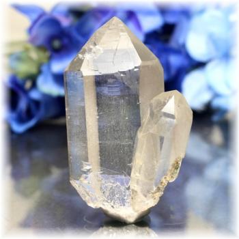 インド・マニハール産ヒマラヤ水晶クラスター(MANIHAAR-QUARTZ-CL102IS)
