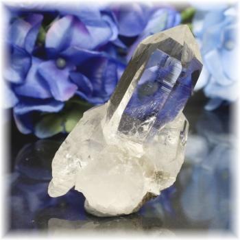 インド・マニハール産ヒマラヤ水晶クラスター(MANIHAAR-QUARTZ-CL103IS)