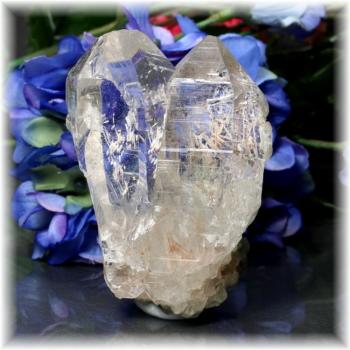 インド・マニハール産ヒマラヤ水晶クラスター(MANIHAAR-QUARTZ-CL105IS)