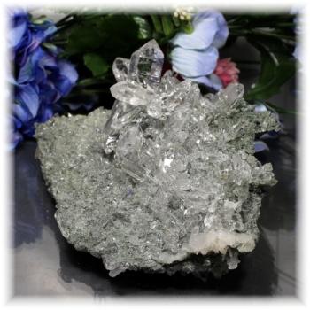 [トップクォリティ]マニハール産ヒマラヤ水晶クラスター[型番MHC-109](MANIHAAR-QUARTZ-CL109IS)