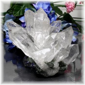 [トップクォリティ]マニハール産ヒマラヤ水晶クラスター[型番MHC-112](MANIHAAR-QUARTZ-CL112IS)