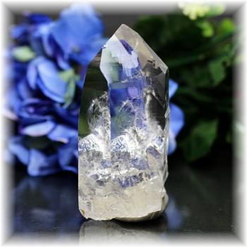 インド・マニハール産ヒマラヤ水晶ナチュラルポイント(MANIHAAR-QUARTZ108IS)