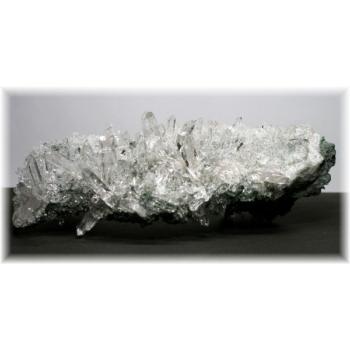 インド・マニハール産ヒマラヤ水晶クラスター(MANIHAAR-QUARTZ1316IS)