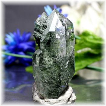 インド・マニハール産ヒマラヤ水晶クラスター(MANIHAAR-QUARTZ507IS)