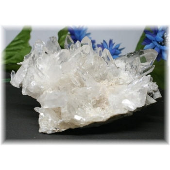 インド・マニハール産ヒマラヤ水晶クラスター(MANIHAAR-QUARTZ7050IS)