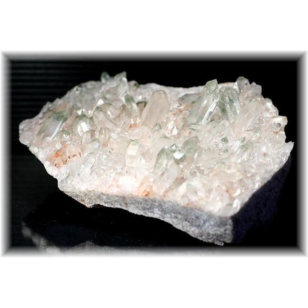インド・マニカラン産ピンクヒマラヤ水晶クラスター(MANIKARAN-PINKQUARTZ1843IS)
