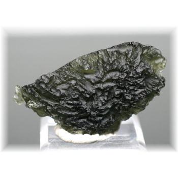 チェコ共和国産天然モルダバイト原石(MOLDAVITE-RAF2110IS)