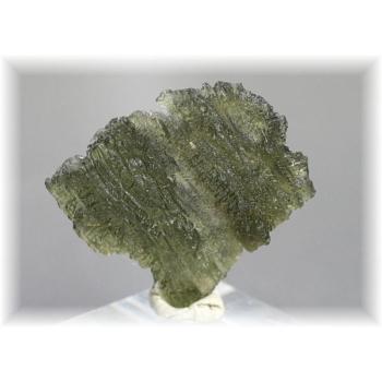 チェコ共和国産天然モルダバイト原石(MOLDAVITE-RAF82IS)