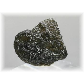 チェコ共和国産天然モルダバイト原石(MOLDAVITE-RAF83IS)