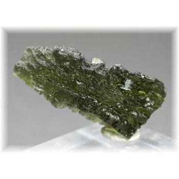 チェコ共和国産天然モルダバイト原石(MOLDAVITE-RAF85IS)