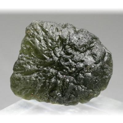 チェコ共和国産天然モルダバイト原石(MOLDAVITE-RAF87IS)
