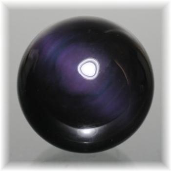 メキシコ産レインボーオブシディアンスフィア(OBSIDIAN-SPHERE305IS)