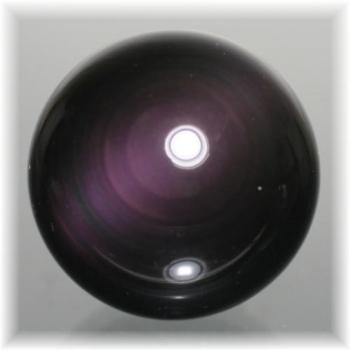 メキシコ産レインボーオブシディアンスフィア(OBSIDIAN-SPHERE308IS)
