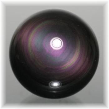 メキシコ産レインボーオブシディアンスフィア(OBSIDIAN-SPHERE313IS)