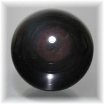 メキシコ産レインボーオブシディアンスフィア(OBSIDIAN-SPHERE701)