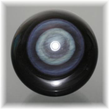 メキシコ産レインボーオブシディアンスフィア(OBSIDIAN-SPHERE754IS)
