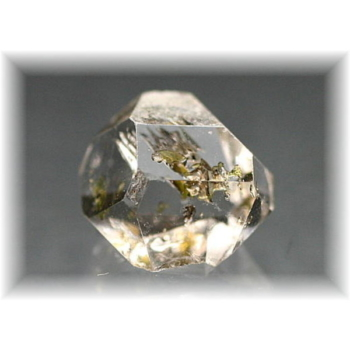 パキスタン産ハーキマー型オイル入り水晶(OILQUARTZ-PA202)