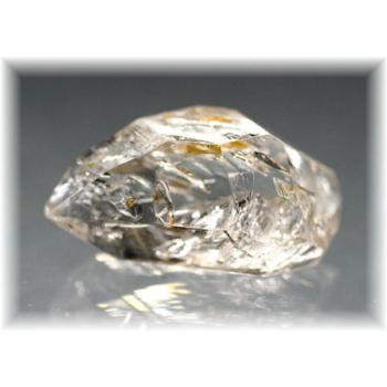 パキスタン産ハーキマー型オイル入り水晶(OILQUARTZ-PA210)