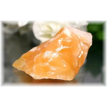 メキシコ産オレンジカルサイト原石(ORANAGCALCIT-RAF610)
