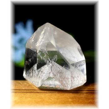 ブラジル産ファントム水晶ポリッシュポイント(PHANTOM-131)