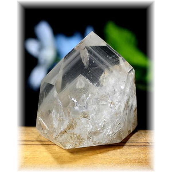 ファントム水晶ポリッシュポイント