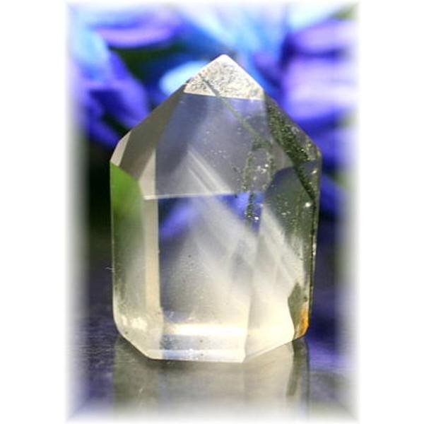 ブラジル産ファントム水晶ポリッシュポイント(PHANTOM-206)