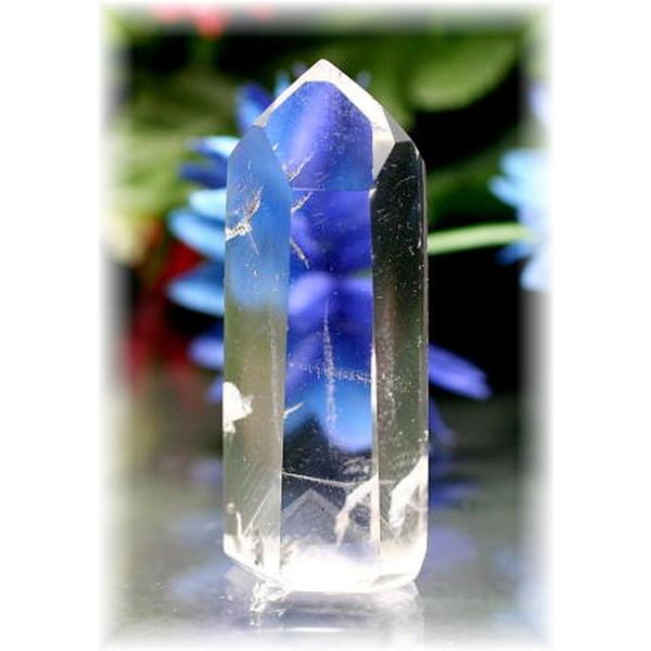 ブラジル産ファントム水晶ポリッシュポイント(PHANTOM-216)