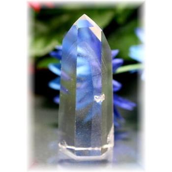 ブラジル産ファントム水晶ポリッシュポイント(PHANTOM-217)