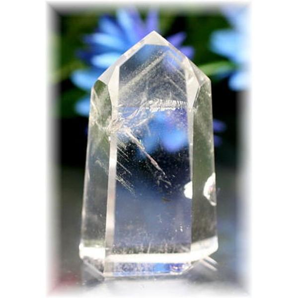 ブラジル産ファントム水晶ポリッシュポイント(PHANTOM-220)